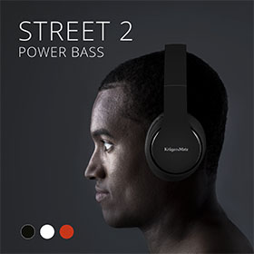 Street 2 Wireless headphones